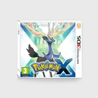 Pokemon X (3DS, б/у)